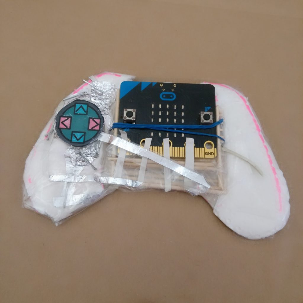 Mircobit Kurs SpaceInvader 1